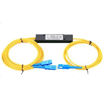 - Fiber Optic Coupler & Splitter