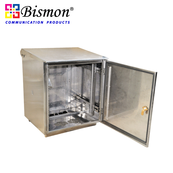 19-Wall-Rack-12U-Outdoor-Cabinet-40cm-Stainless-Steel