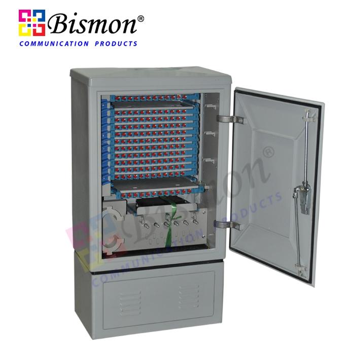 SMC) 144 Core Cabinet Outdoor Fiber optic | Bismon