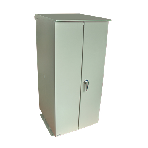 27U Cabinet Rack -Double Door