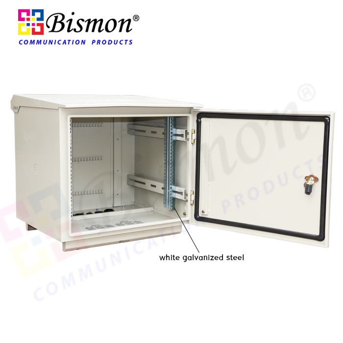 19-Wall-Rack-9U-Outdoor-Cabinet-50cm