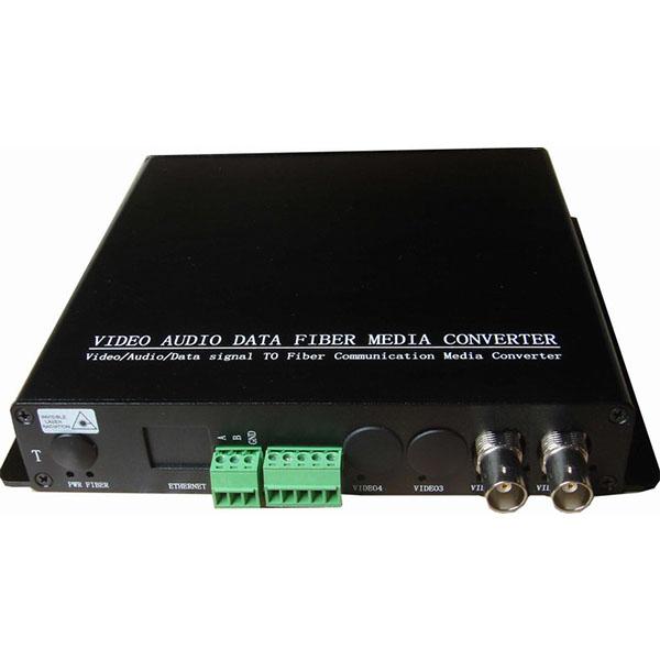 Video Intercom To Fiber Optic