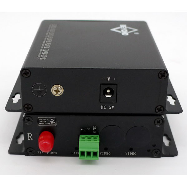 RS232 To Fiber Optic