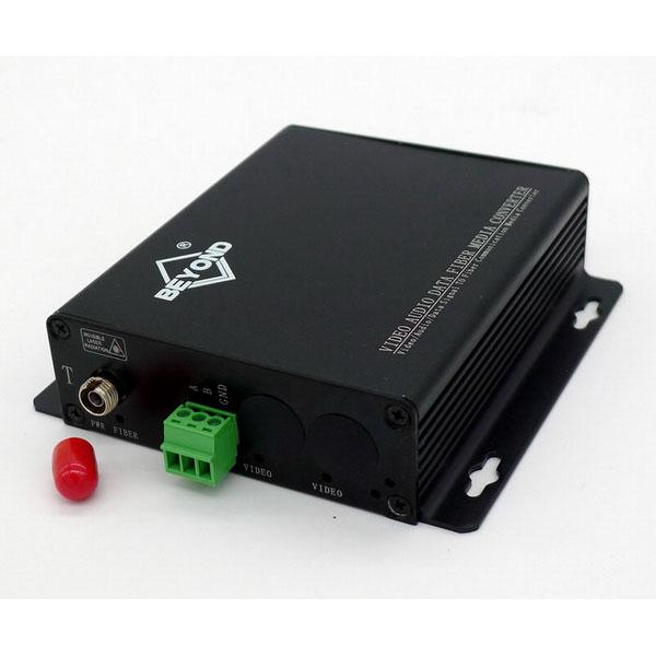 RS485 Over Fiber Optic