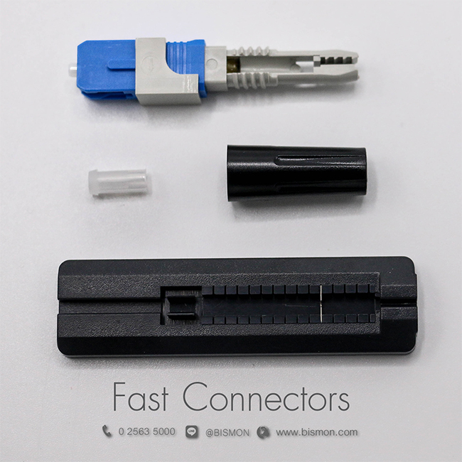 SC-UPC-Fast-Connector-Field-Assembly-Connector
