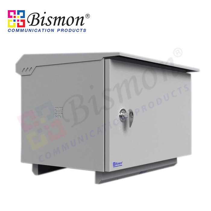 19-Wall-Rack-6U-Outdoor-Cabinet-50cm-Stainless-Steel