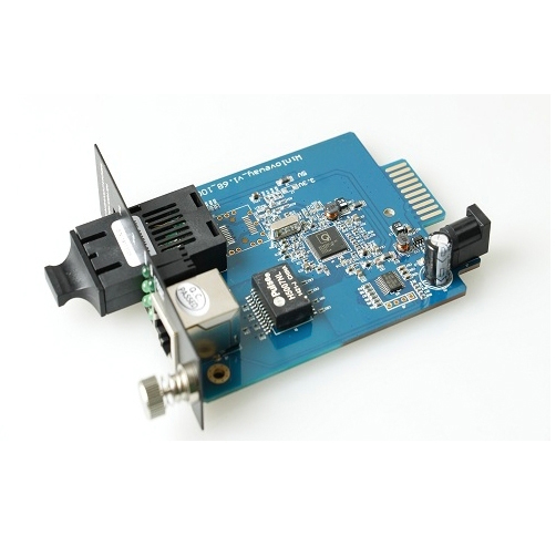 Module-Card-SM-20Km-1310nm-10-100Mbps-SC-Port-for-Chassis