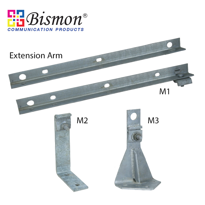 - Cable Extension Metal Arm
