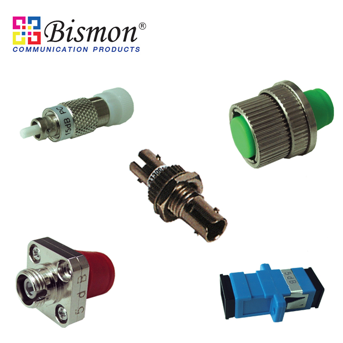 - Fiber Optic Attenuators