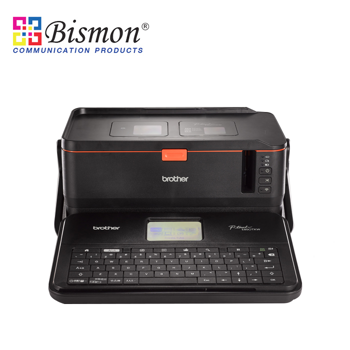 - Tube & Label Printer of Brother brand