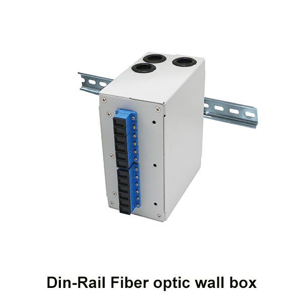 DIN-RAIL Wall Box