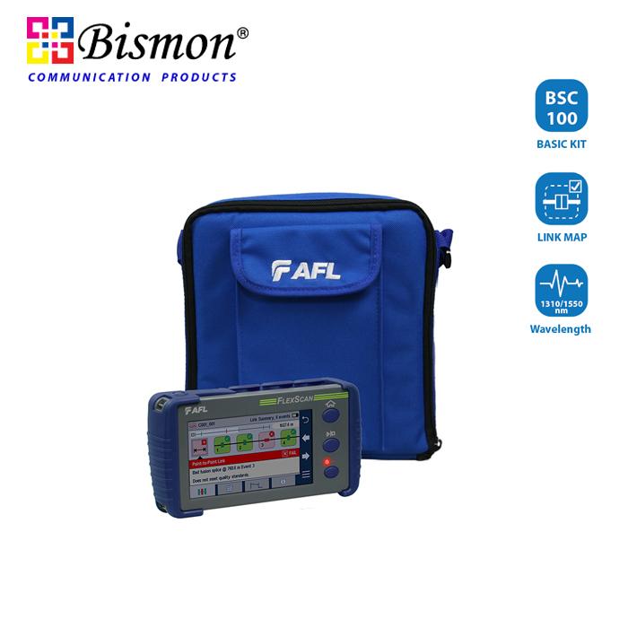 Flexscan-FS200-100-Basic-Kit-1310-1550nm-OTDR