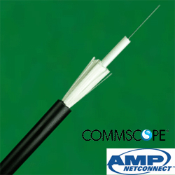 OUTDOOR ALL DIELECTRIC FIBER OPTIC CABLE (COMMSCOPE)