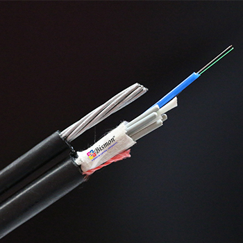 Fig.8 Non-armoured Fiber optic cable (BISMON)
