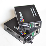 Media Converter 10/100Mbps, Single-Mode, Single fiber, SC port
