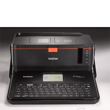 Tube & Label Printer of Brother brand