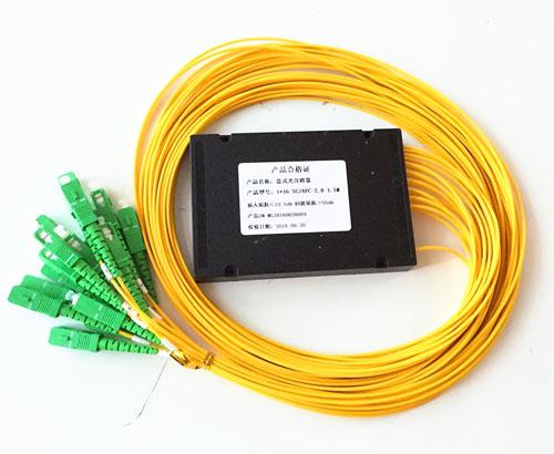 PLC-Splitter Box Module Fiber optic