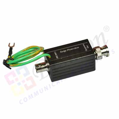 Coaxial-Video-Surge-Protector-BNC-Connector