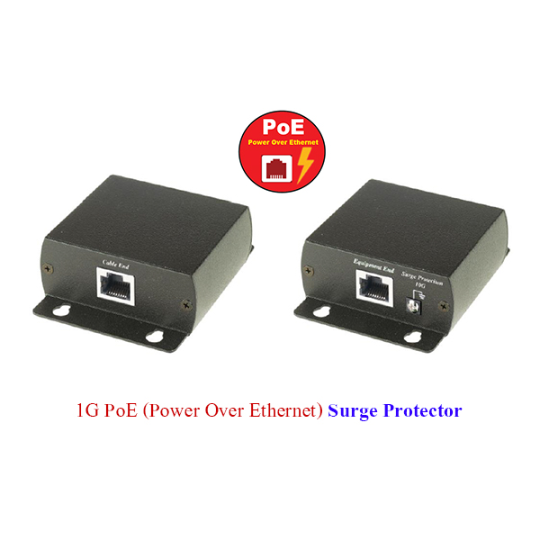 1G-PoE-Power-Over-Ethernet-Surge-Protector
