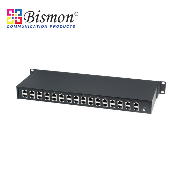 Video-Surge-Protector-for-DVR-in-1U-Rack-Mounting-Panel