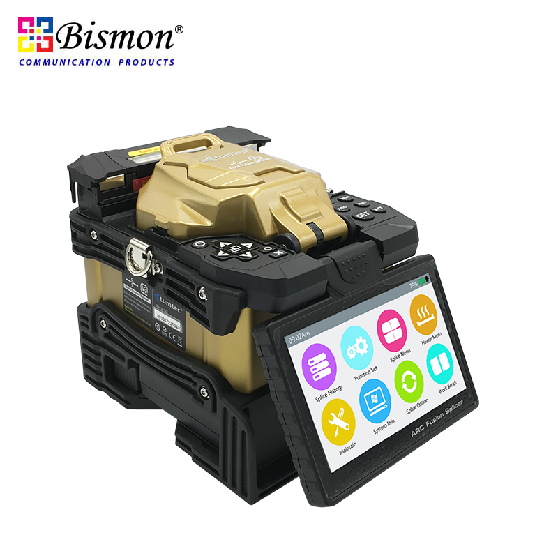 V9 Fusion Splicer Core to Core Alignement Six motor