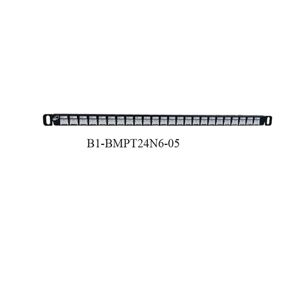 0-5U-Patch-Panel-24-Port-Cat-6-with-Push-Dust-Cover