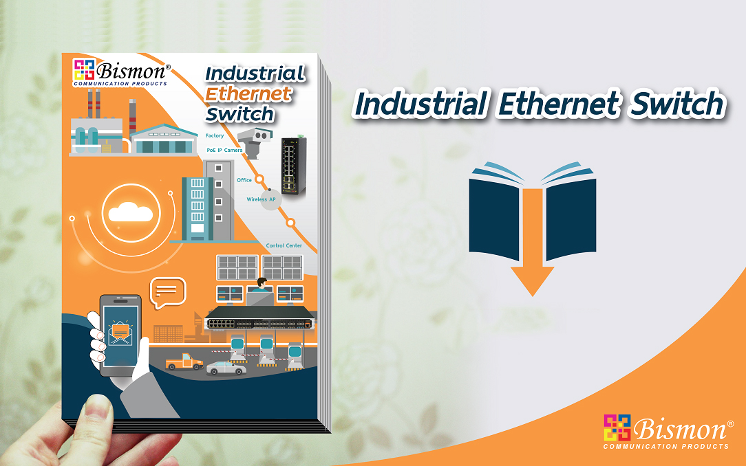 New! Catalog Ethernet Industrial Switch 2021
