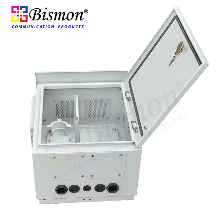 48 Port Wall Outdoor Cabinet For Cctv Or Ip Camera Bismon